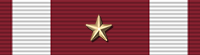 Meritorious Service with one star