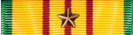 Vietnam Service ribbon - 1 star